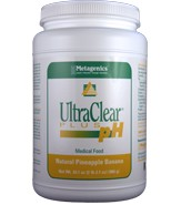 UltraClear PLUS pH 34.1 oz. (966 g) Powder (Pineapple Banana)